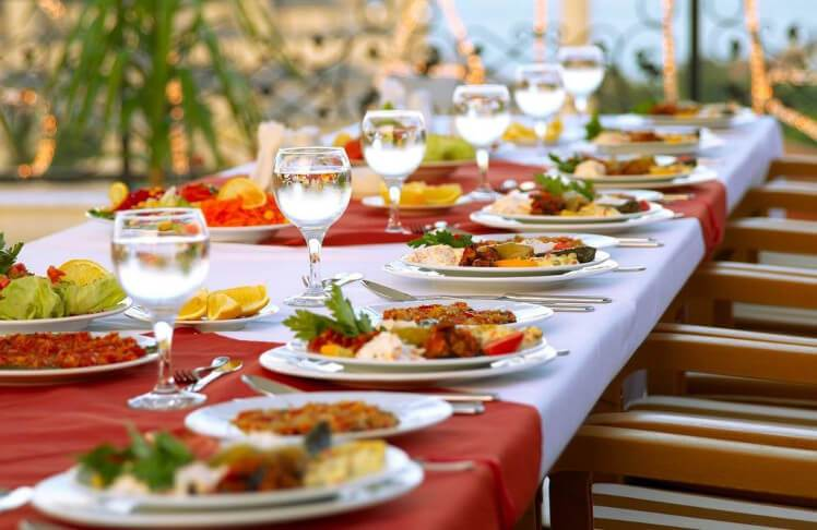 Food Catering Services Miami